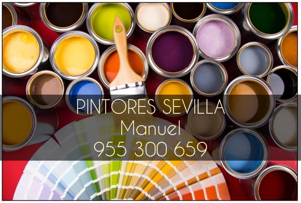 Pintores económicos Sevilla Utrera
