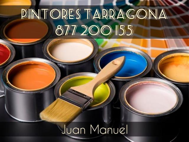 Tu Pintor más económico en Tarragona y alrededores