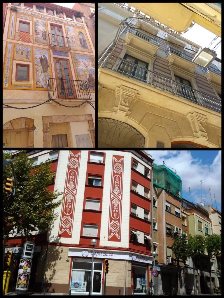 Pintura de fachadas en Tarragona