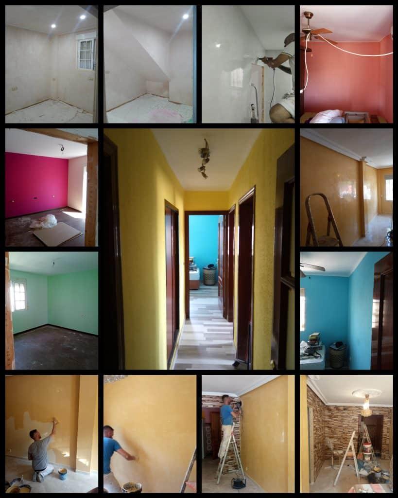 Pintores Sevilla para viviendas