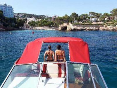 paseo en barco Mallorca privado alquiler barco salidas
